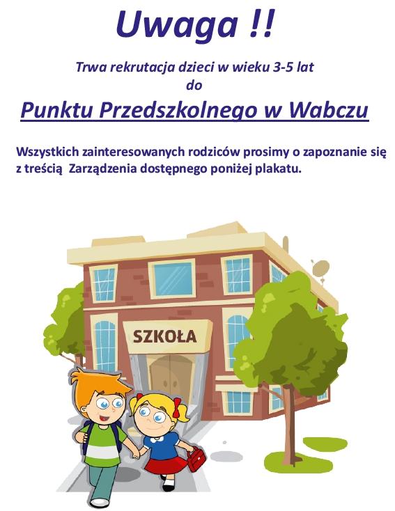 przedszkole_wabcz_plakat